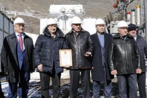 Открытие трансформаторов на ПС 35/10 кВ