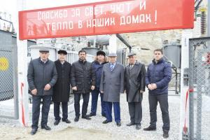 Открытие трансформатора на ПС 35/10 кВ